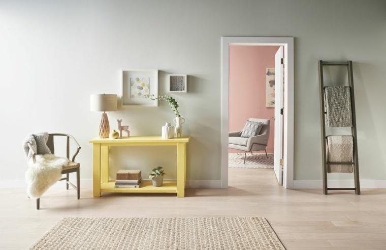 gama de colores para pintar paredes muebles ideas