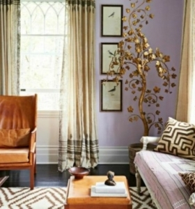 Combinaciones de colores para las paredes del dormitorio - Gamas de colores para pintar paredes ...