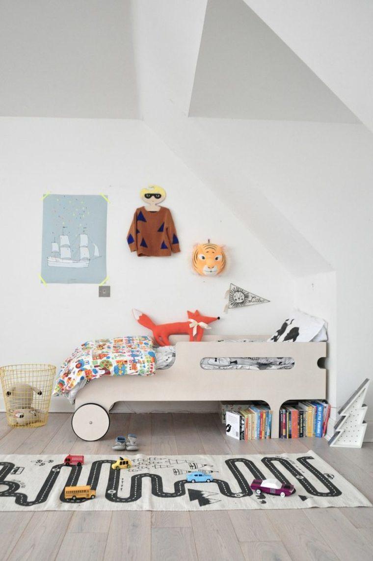 habitaciones ninos diseno atractivo ideas
