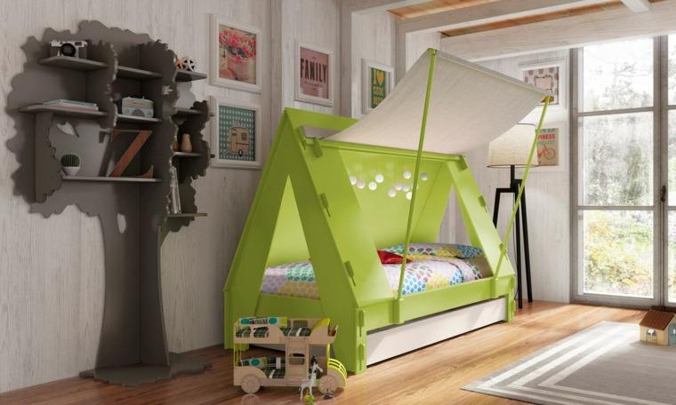 habitaciones ninos diseno colores precioso ideas