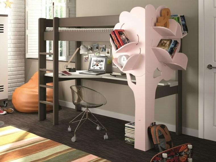 habitaciones ninos muebles fantasticos ideas