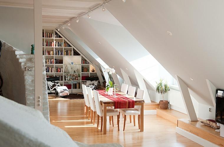 Buhardillas con encanto ideas para el interior - Ideas para buhardillas ...