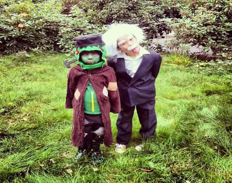 ideas trajes niños pequeños