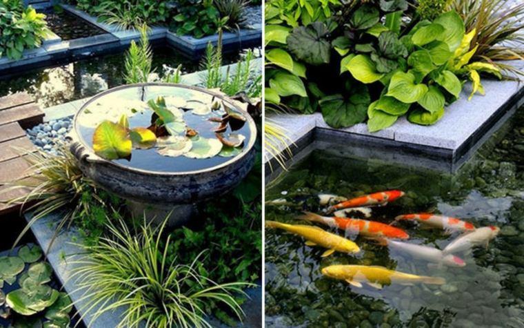 Estanques diy de dise o minimalista para peces koi for Elaboracion de estanques para piscicultura