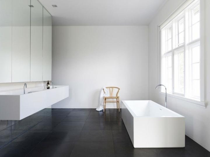inimalista bano estilos estetica muebles
