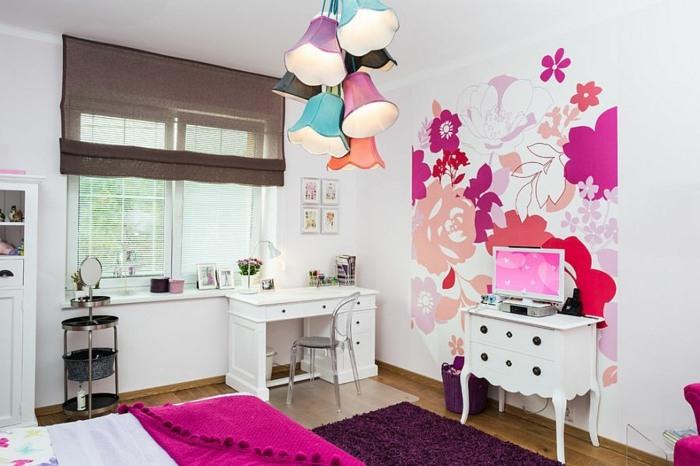 interesante propuesta chicas dormitorios lamparas