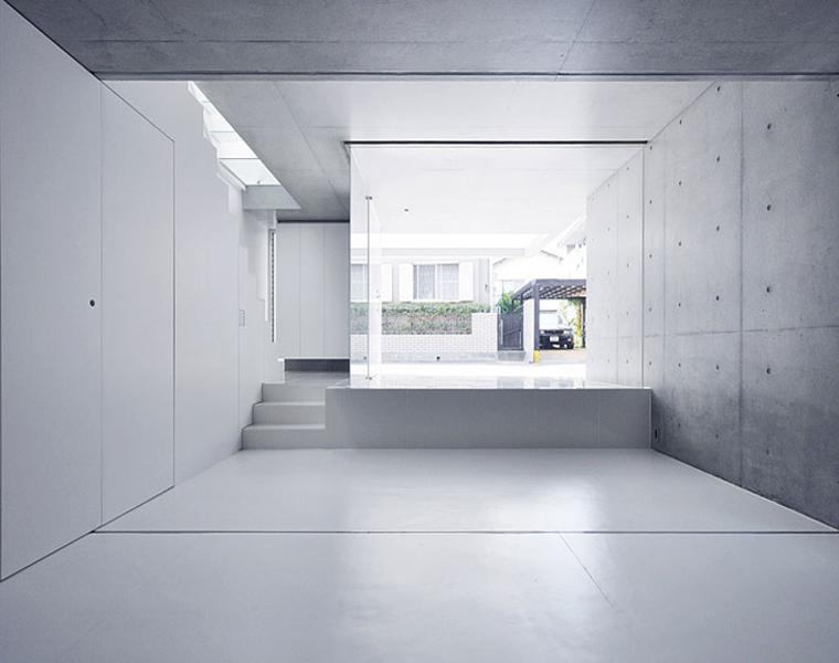 interior estilo minimalista estilo moderno