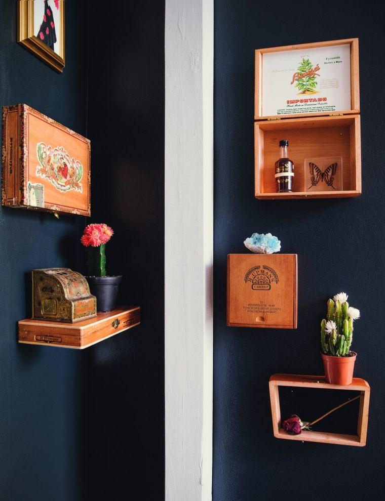 interior minimalista recibidor