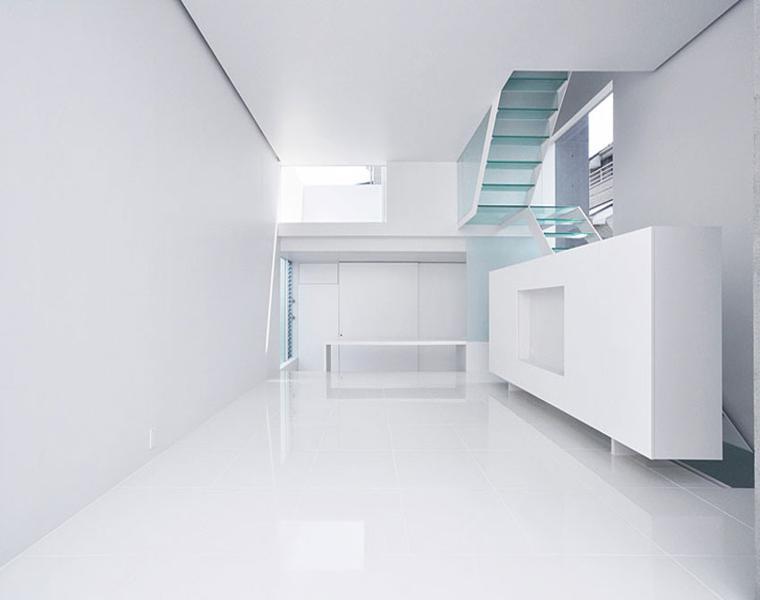 interiores modernos estilo minimalista