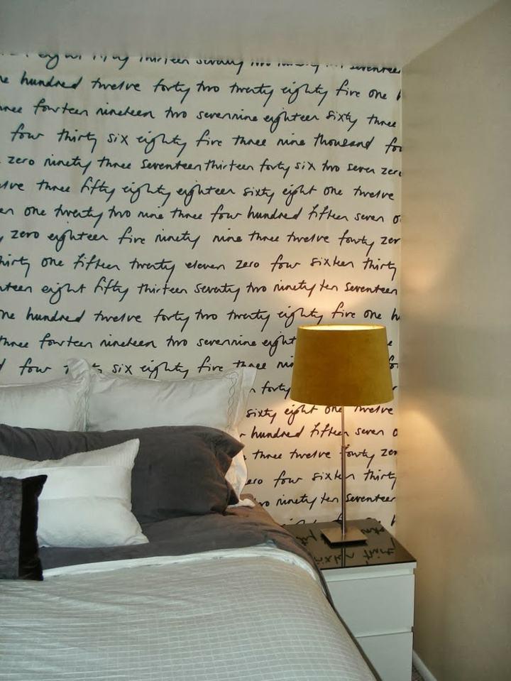 letras estilos materiales paredes lamparas sistemas