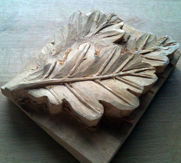 madera para manualidades principiantes