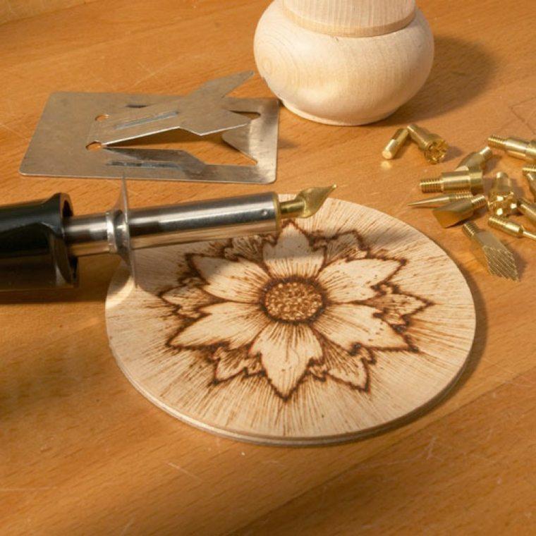 Manualidades de madera para principiantes for Manualidades con cosas de casa