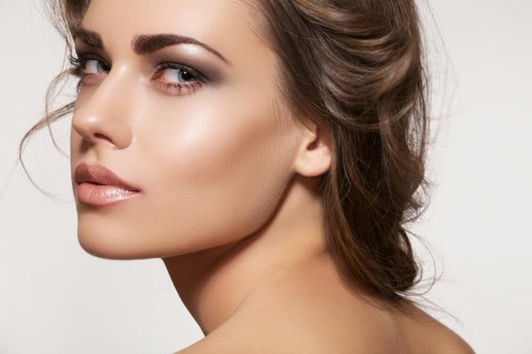 maneras de maquillarse los ojos otoño