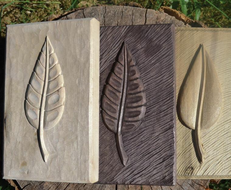 manualidades con madera fáciles