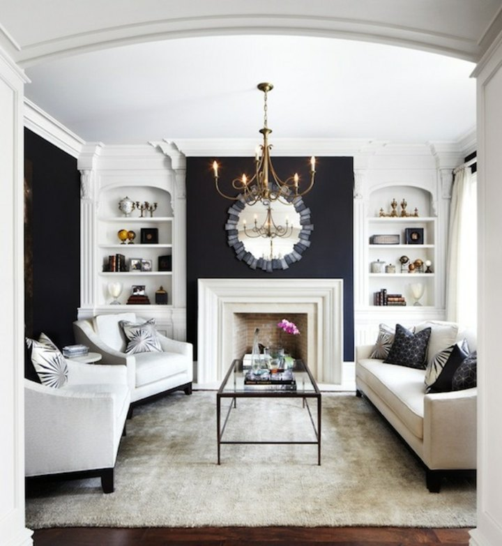 materiales especiales casas paredes repisas