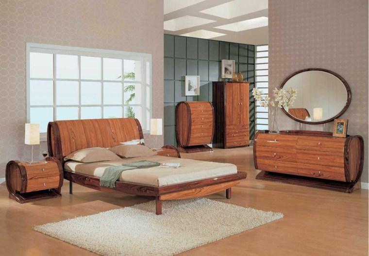 Mesitas de noche originales y elegantes for Mesas de noche de madera