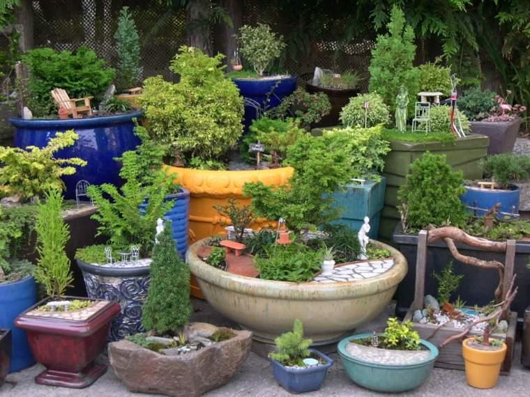 miniaturas jardin miniatura varias ideas interesantes