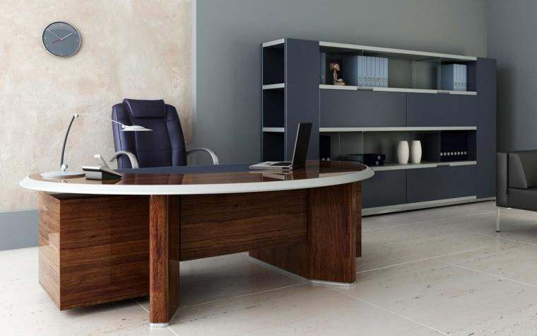 mobiliario de oficina de diseño moderno