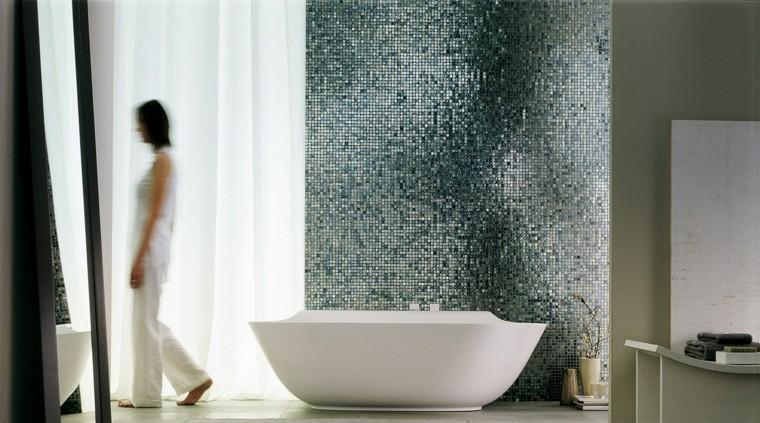 mosaico para baño