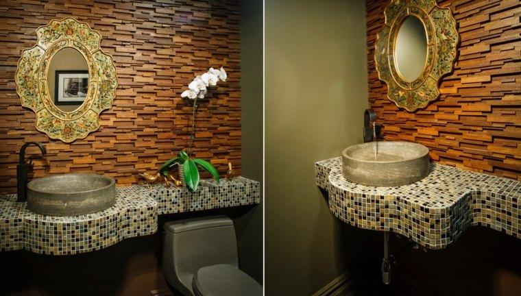 mosaicos para baños originales