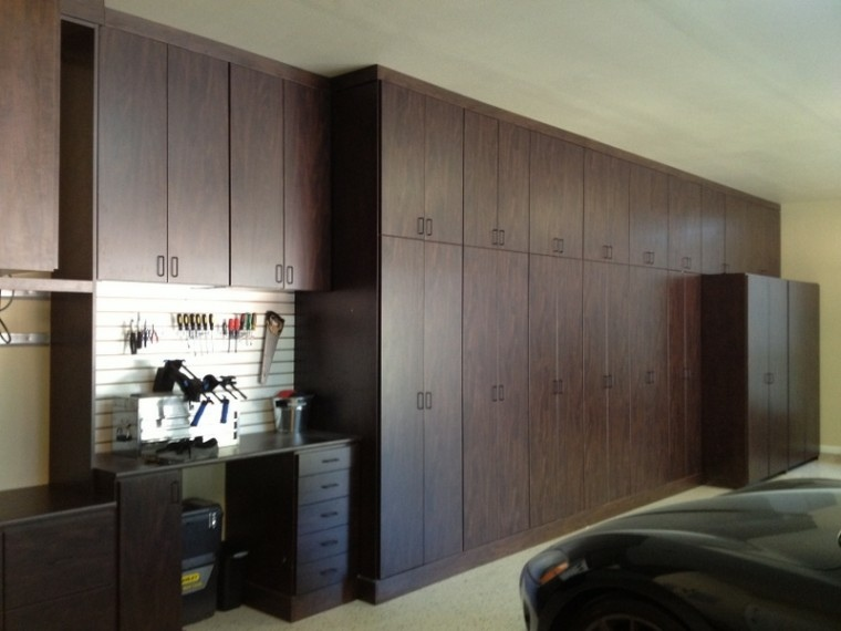 Garaje consejos e ideas pr cticas para su organizaci n for Muebles para garaje