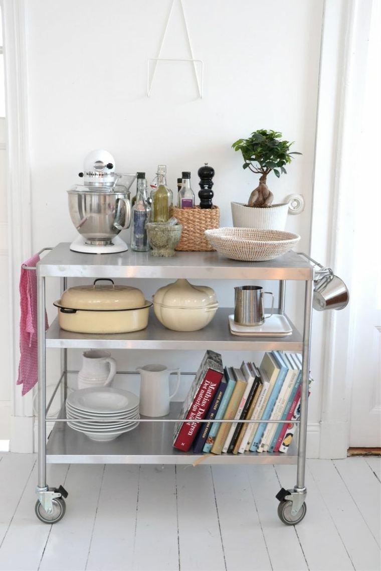 Muebles auxiliares de cocina 24 dise os interesantes - Ikea oggetti cucina ...