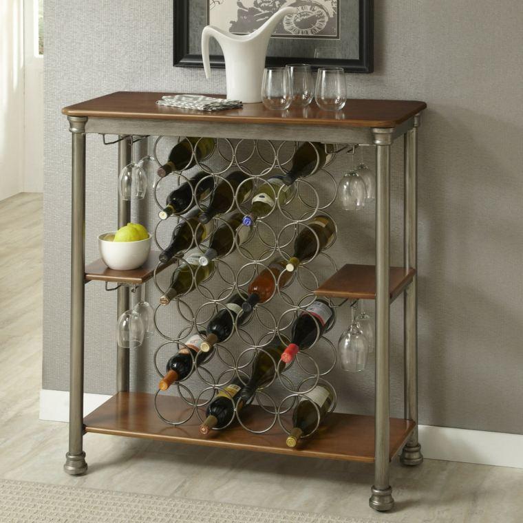 muebles de vinos interior
