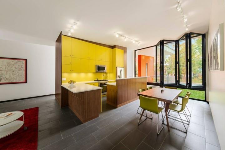muebles decoraciones colores materiales suelos