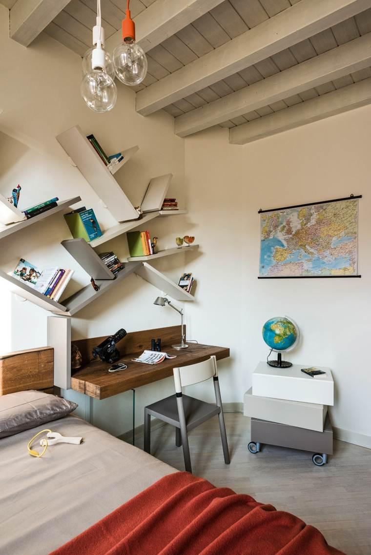 muebles diseno moderno habitacion nino ideas
