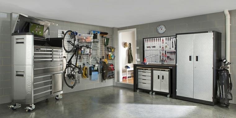 Garaje consejos e ideas pr cticas para su organizaci n for Muebles para garage