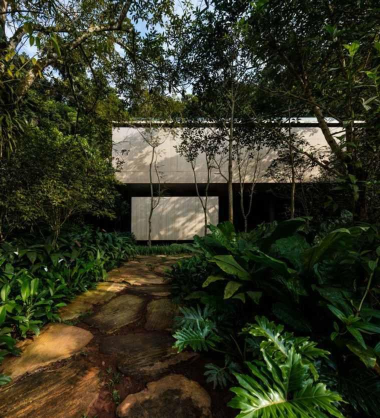 muebles lineas confunden senderos naturales