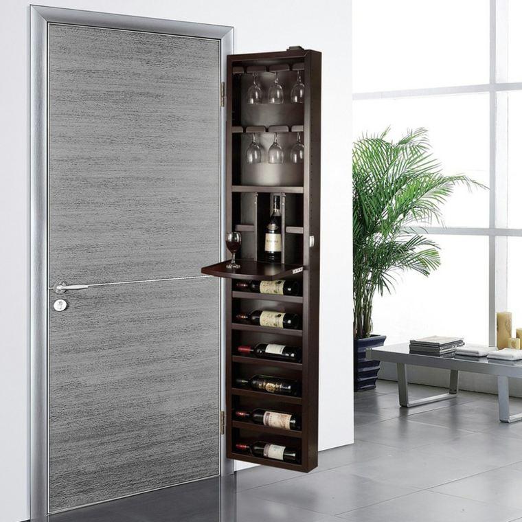 muebles para vino para el interior