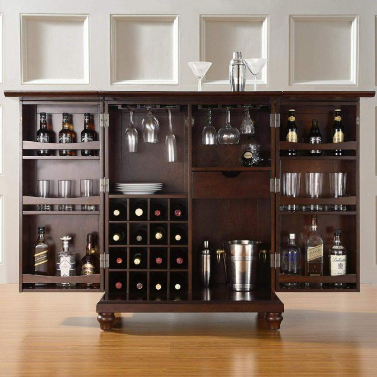 Muebles para vino para el interior - Muebles para vinotecas ...