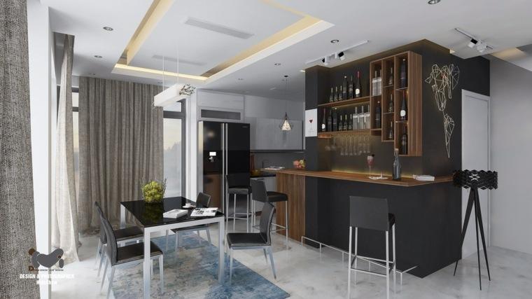 Muebles para vino para el interior for Muebles para vinotecas