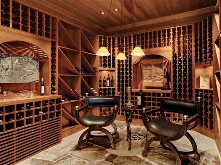 muebles para vinotecas