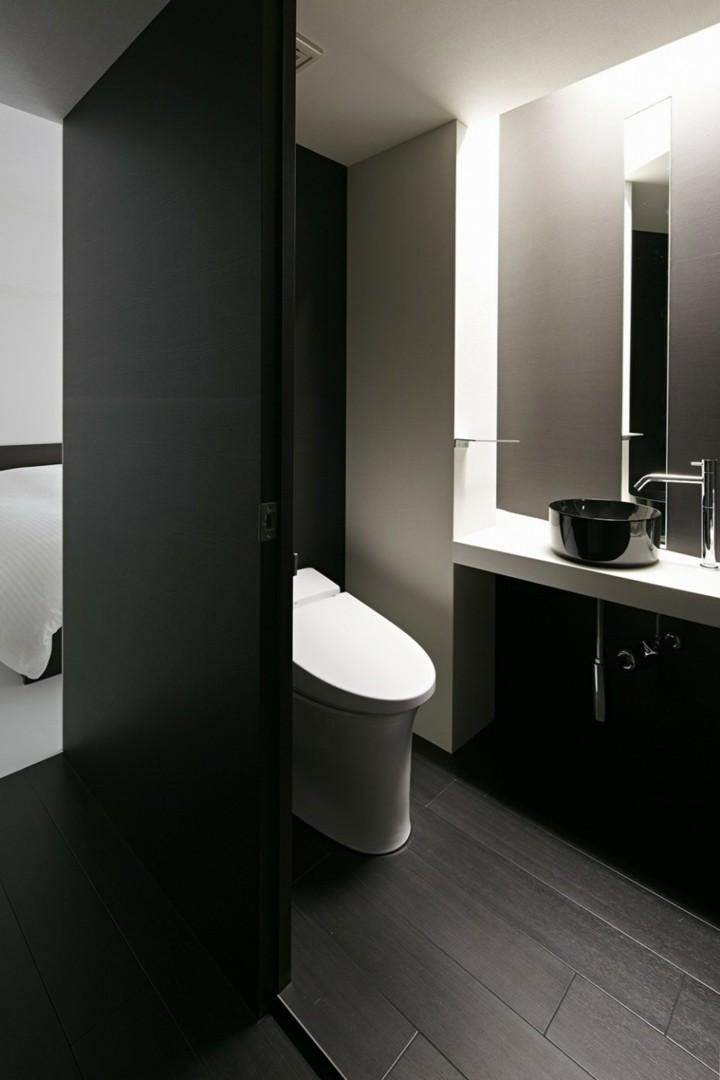 muebles pequeno acentos lavabo color