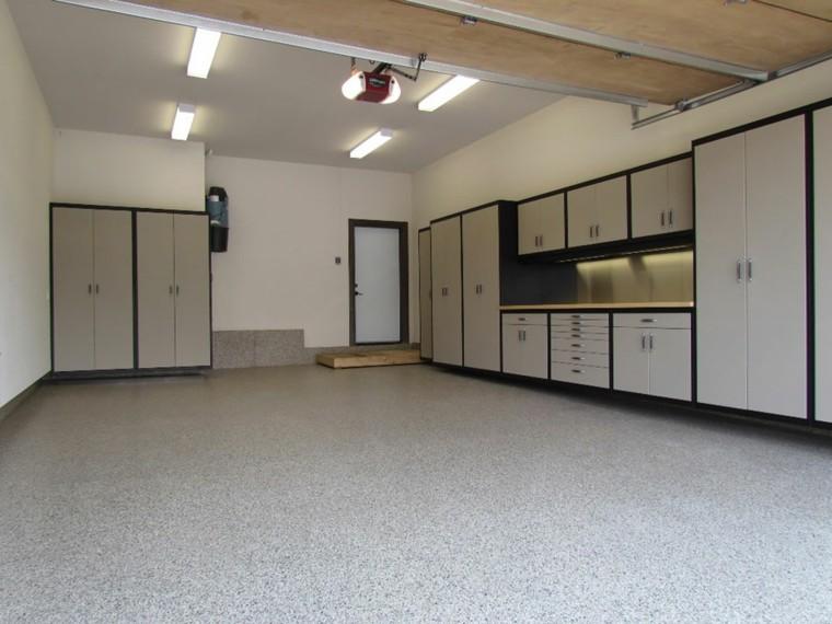 organizacion garaje consejos espacio almacenamiento ideas