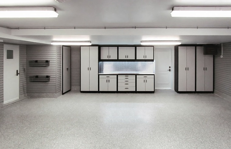 organizacion garaje consejos espacio armarios ganchos estantes ideas