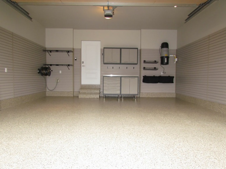 organizacion garaje consejos espacio armarios ganchos ideas