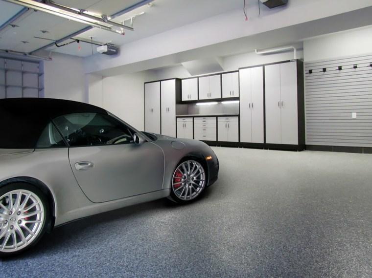 organizacion garaje consejos espacio maximo almacenamiento ideas