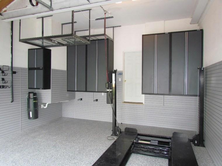 organizacion garaje consejos maximo uso espacio ideas