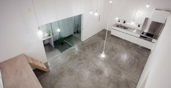 La Casa Pantalla Shoji - un diseño de Yoshiaki Yamashita