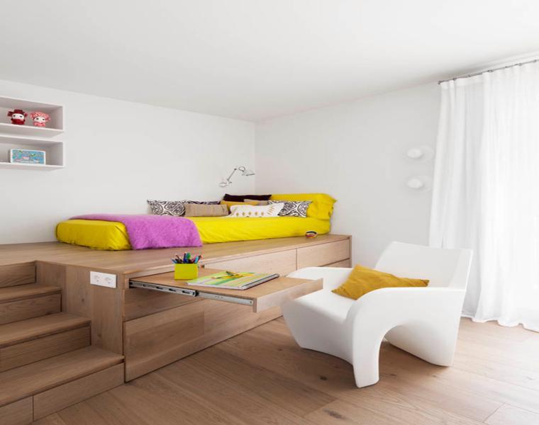 original diseño habitación juvenil