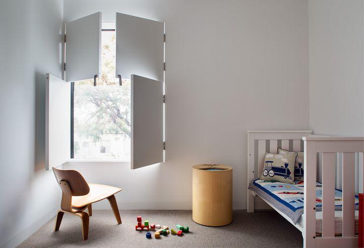originales dormitorios minimalistas infantiles