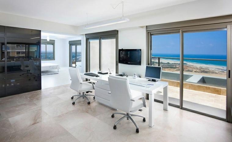 original diseño despacho vistas geniales