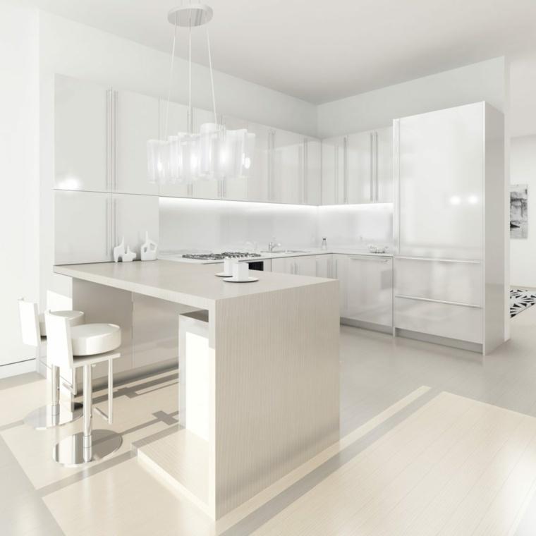 original diseño cocina diseno blanco