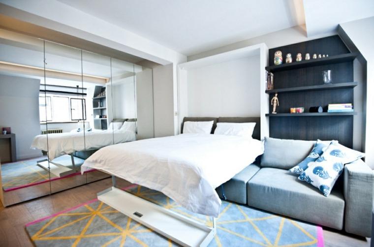 original decoración habitacion alfombra