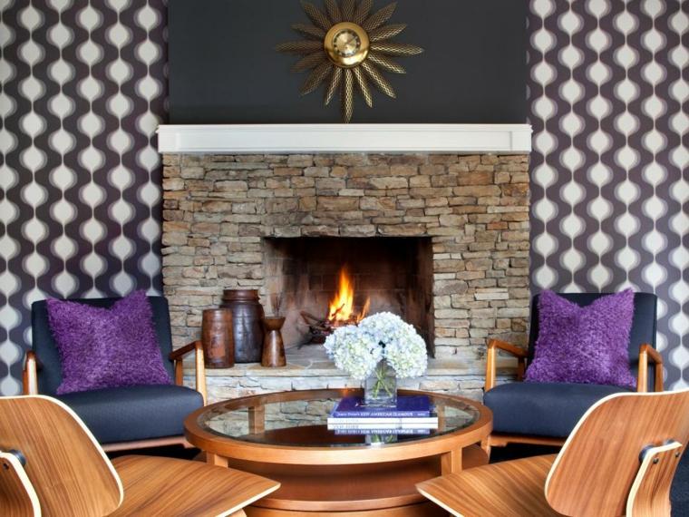 original decoración salon moderno