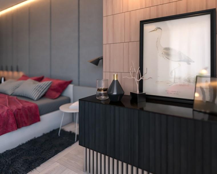 diseño cuarto moderno KRoom