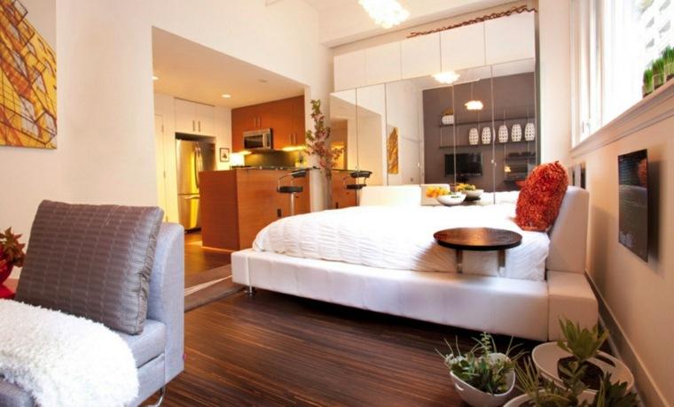 Apartamentos tipo estudio   ideas de decoración